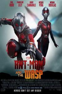 Человек-муравей и Оса 2018